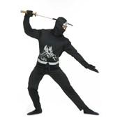 Black Ninja Avengers Series II Mens Costume