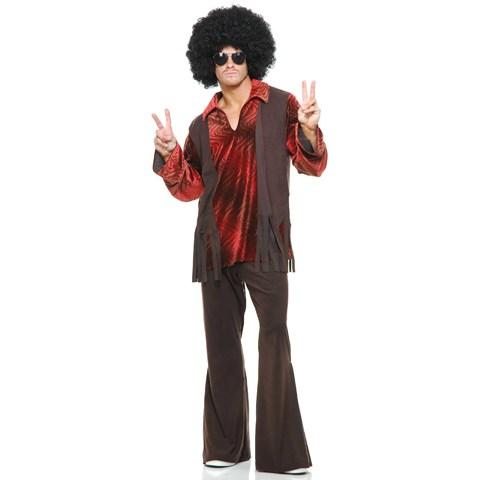 Haight Ashbury Hippie - Adult Costume