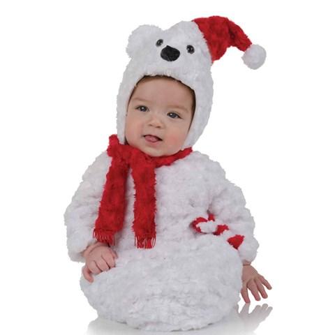 Lil Christmas Polar Bear Bunting