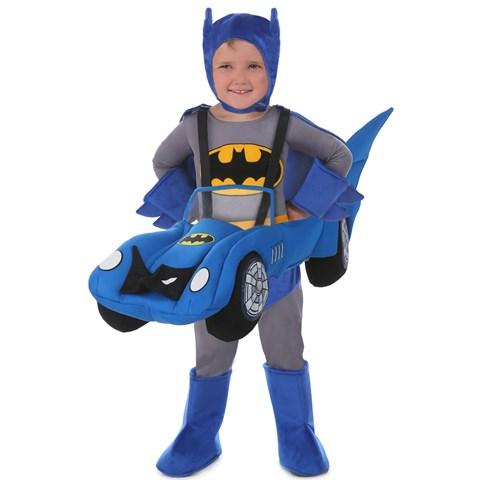 Deluxe Ride in Batmobile
