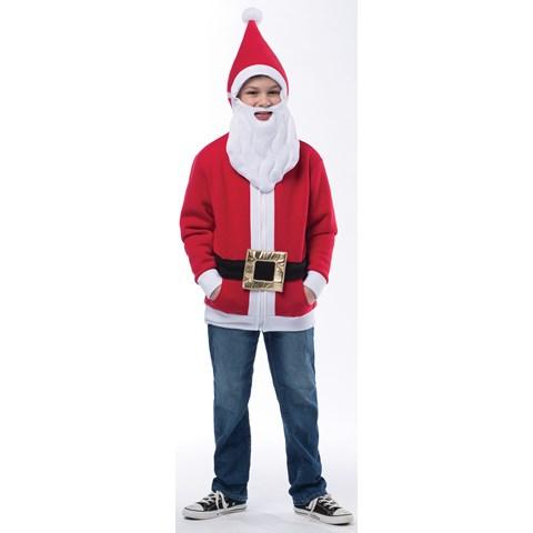 Child Santa Hoodie