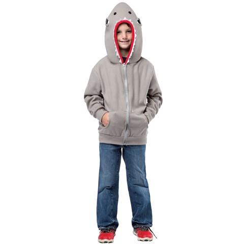 Child Shark Hoodie