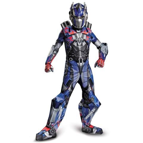 Transformers Age of Extinction -  Prestige Optimus Prime Child Costume
