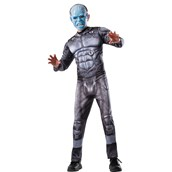 New Official The Amazing Spider-Man 2 Movie Deluxe Electro Kids Costume