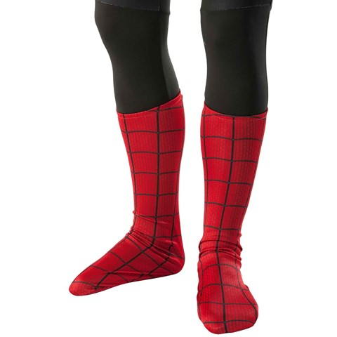 New Official The Amazing Spider-Man 2 Movie Kids Boot Covers