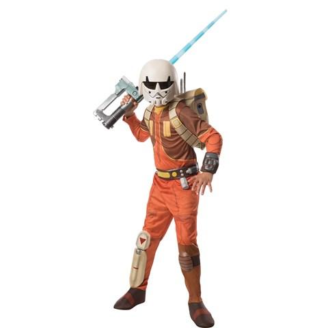 Star Wars Rebels - Deluxe Ezra Kids Costume