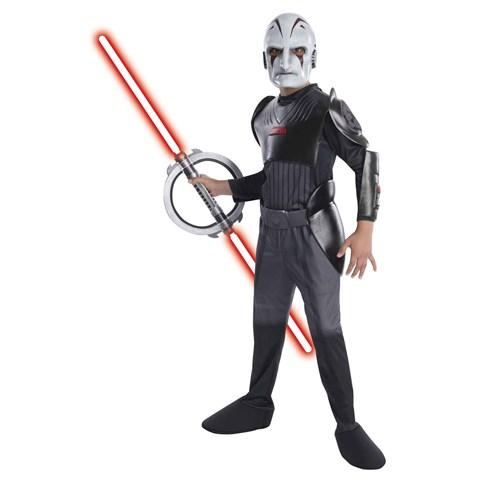 Star Wars Rebels - Deluxe Inquisitor Kids Costume