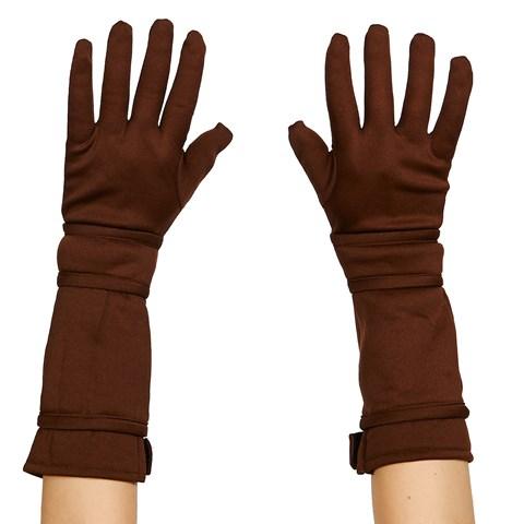 Captain America Winter Soldier - Kids Retro Captain America Gloves