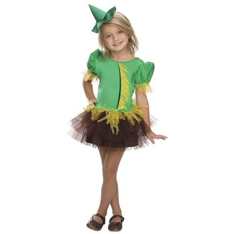 Wizard of Oz - Scarecrow Tutu Child Costume