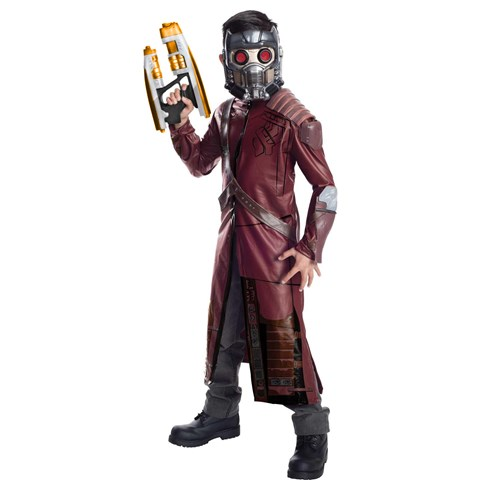 Guardians of the Galaxy - Deluxe Star-Lord Child Costume