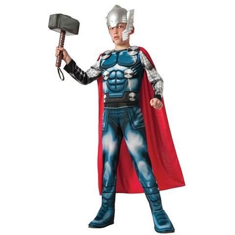 Avengers Assemble Deluxe Thor Child Costume