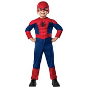 Ultimate Spider-Man Toddler Boy Costume