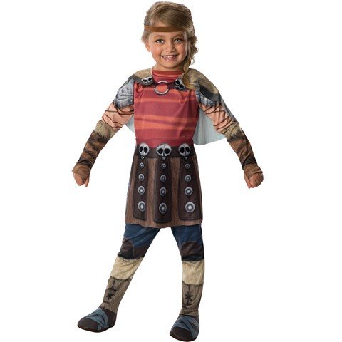 How to Train Your Dragon 2 - Astrid Toddler/Child Costume
