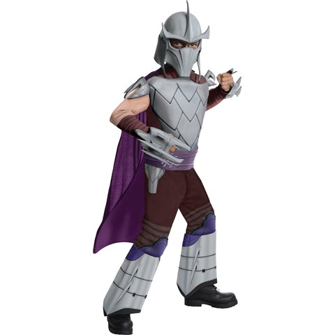 TMNT - Deluxe Shredder Child Costume