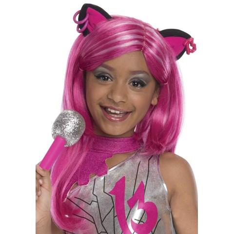 Monster High Catty Noir Kids Wig