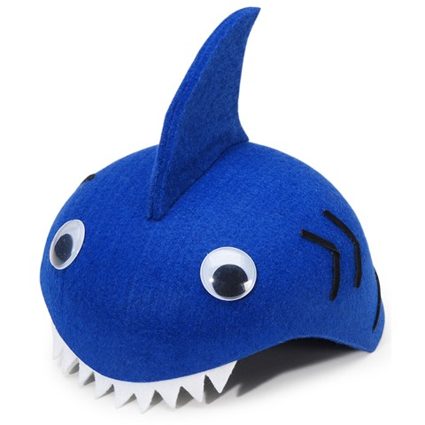 Felt Shark Child Hat