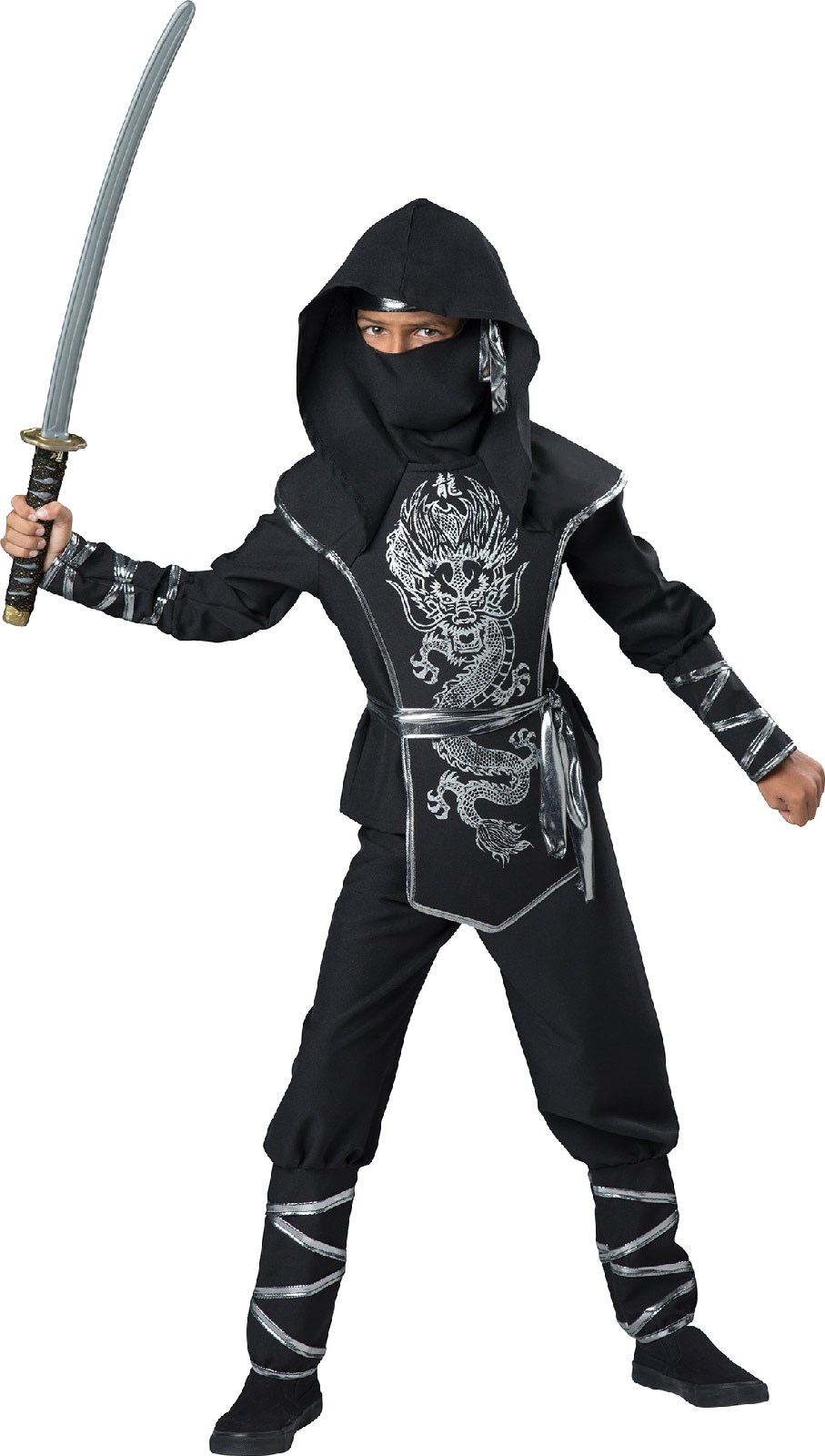 ninja halloween costumes for kids and adults. Black Bedroom Furniture Sets. Home Design Ideas