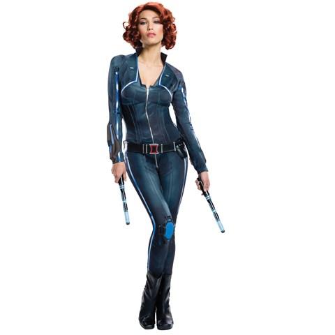 Avengers 2 - Age of Ultron: Secret Wishes Adult Black Widow Costume