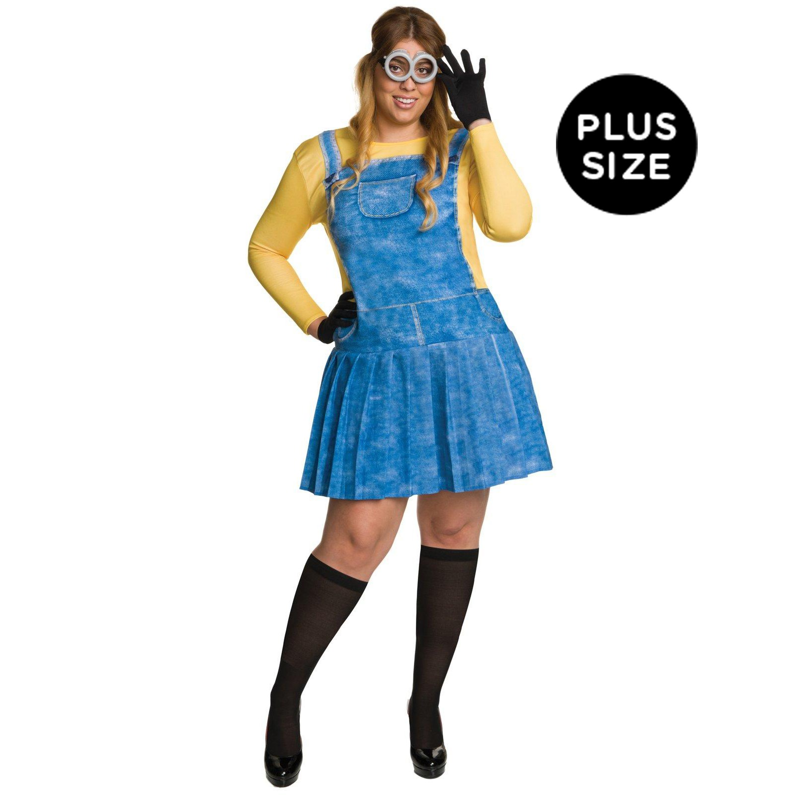 lovely minion outfit for women 15