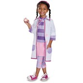 Doc McStuffins Girls Deluxe Pet Vet Costume