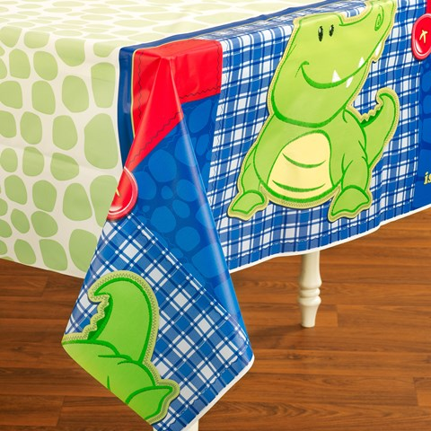 Alligator Plastic Tablecover