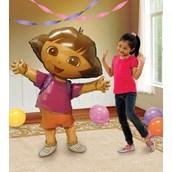 Dora The Explorer AirWalker Foil Balloon