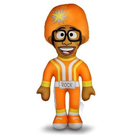 Yo Gabba Gabba! Plush DJ Lance Doll