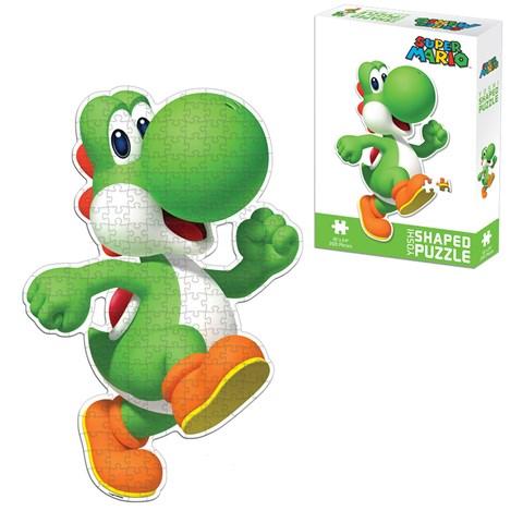 Super Mario Bros. Yoshi Puzzle