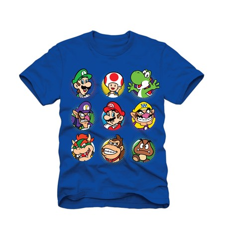 Mario and Luigi T-Shirt