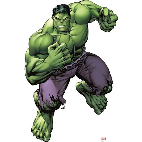 The Avengers The Hulk Standup