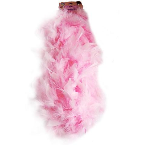 Light Pink Boa