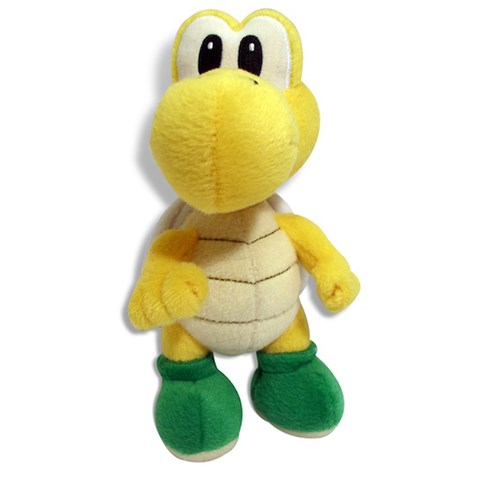 Super Mario Bros. Koopa Troopa Plush