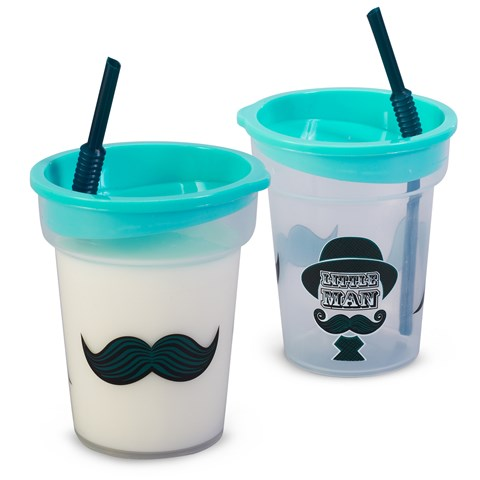 Little Man Mustache Tumbler