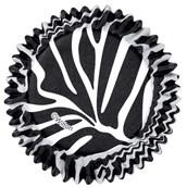 Zebra Print Baking Cups (36)