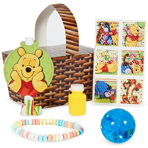 Disney Pooh and Pals Party Favor Box