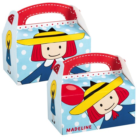 Madeline Empty Favor Boxes