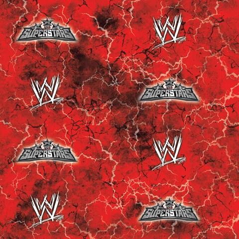 WWE Jumbo Gift Wrap