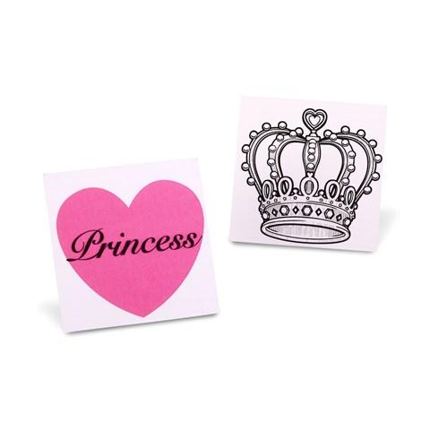 Elegant Princess Damask Tattoos