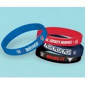 WWE Rubber Bracelets