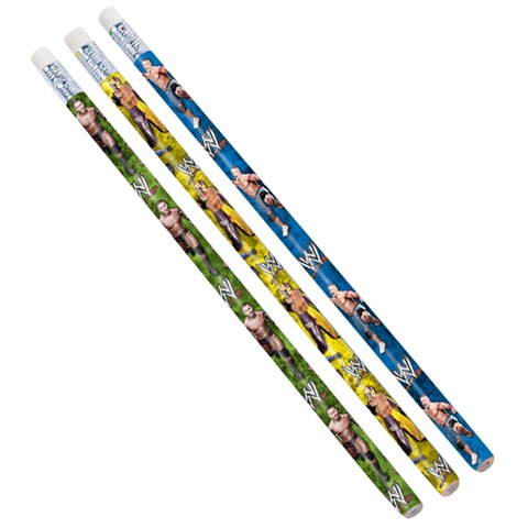 WWE Pencils