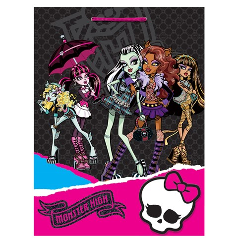 Monster High Jumbo Gift Bag