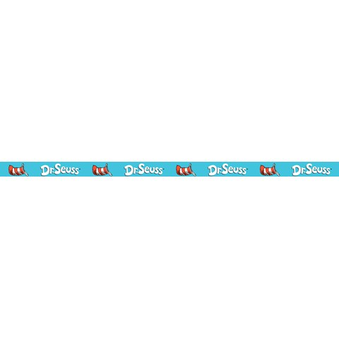 "Dr. Seuss Grosgrain Ribbon (3/8"")"