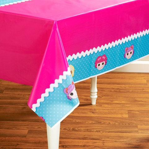 Lalaloopsy Plastic Tablecover
