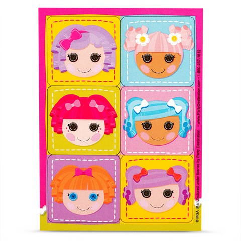 Lalaloopsy Stickers