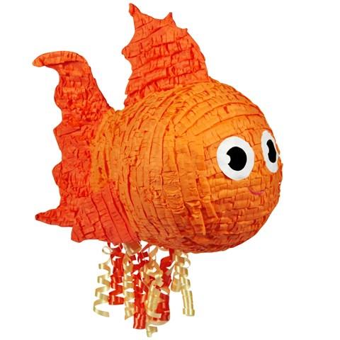 Goldfish Pull-String Pinata