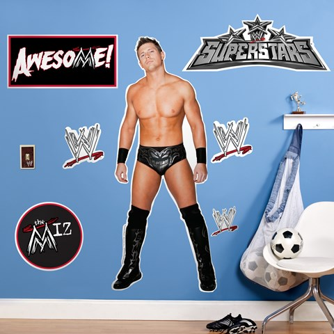 WWE The Miz Giant Wall Decals