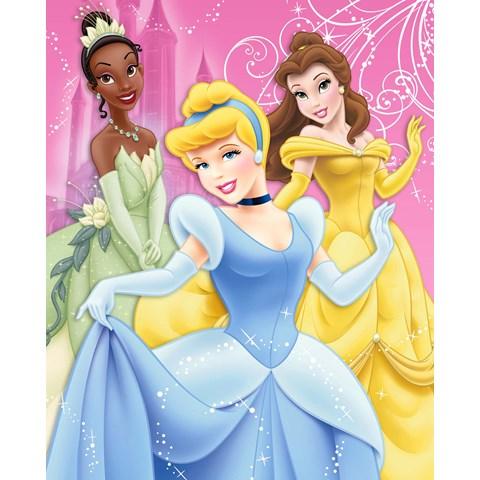 Disney Princess Large Gift Bag