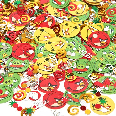 Angry Birds Value Confetti