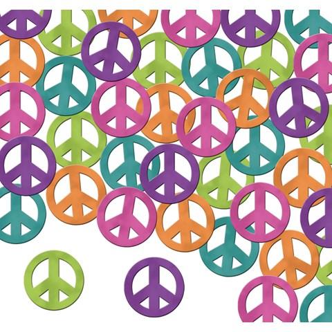 Peace Signs Fanci-Fetti