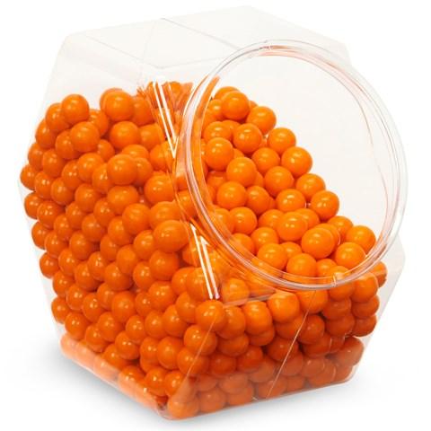 Orange Sixlets Candy